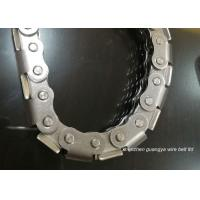 Wholesale Stainless Steel Roller Conveyor Chain Heavy Load For Traction Equipment from china suppliers