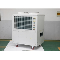 Buy cheap Strong Airflow 6500m3/h  portable air conditioning,28KW heavy duty industrial spot coolers from wholesalers