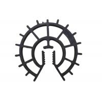 Buy cheap High Duty Plastic Wheel Spacer For Reinforcement Rebar Carton Packing from wholesalers
