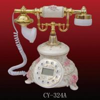 Buy cheap Flower Telephone with Europe Style from wholesalers