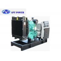 Buy cheap Open Frame 25kVA / 20kW cummins power generator with Smarthen Digital Control Panel System from wholesalers