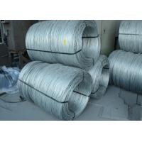 Phosphatized High Carbon Spring  Wire , High Tensile Steel Wire Rod EN 10270 -1 Manufactures
