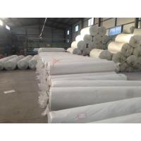 China Staple Fiber Non Woven Polypropylene Geotextile Fabric 300gm2 on sale