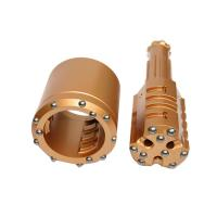 Buy cheap DHD3.5/QL30 Casing Advancement Systems , Casing Shoe Bit For Water Well Drilling from wholesalers