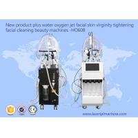Buy cheap HO608 Water Oxygen Jet Peel Machine Facial Skin Tightening Machine High Efficiency from wholesalers