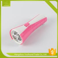 BN-176 Emergency Rechargeable LED Flashlight Portable Torch Manufactures