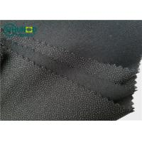 Wholesale Polyester Viscose Woven Interlining Brushed Twill Interlining Eco - Friendly from china suppliers