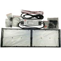 Buy cheap HLG-240H-48B meanwell led driver 288pcs quantum board mix epistar 660nm samsung from wholesalers