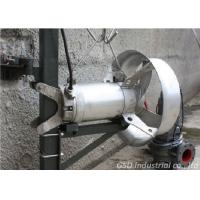 Energy Saving Submersible High Speed Agitator Self - Cleaning F Class Insulation