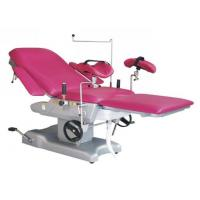 Buy cheap Medical Gynecological Anti Rust Steel Structure Hydraulic Obstetrics Table from wholesalers