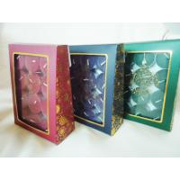 Wholesale Round Tealight Scented Candle Gift Sets 12pcs, Red, Green, Blue from china suppliers
