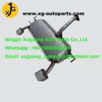Wholesale kia sportage peugeot 307 toyota camry exhaust muffler stainless steel car muffler silencer from china suppliers