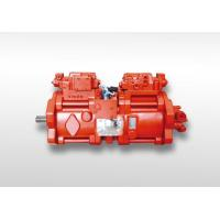 Buy cheap Original main piston Pump SK200-8 for excavator hydraulic parts from wholesalers