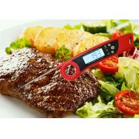 Buy cheap 2 Seconds Fast Response Meat Cooking Digital Food Thermometer With Screen Rotation from wholesalers