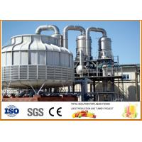 Buy cheap SS304 900-1000 T/day Tomato Paste Processing Line 1291.6kw  Power from wholesalers