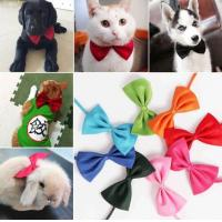 Buy cheap Wholesale Pet Cat Dog Clothes Fashion Dog Bows Ties product