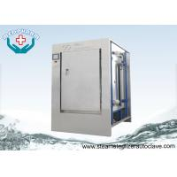 High Vacuum Degree Sterilizers Autoclave With Low Noise Vacuum Pump For Silence Laboratory