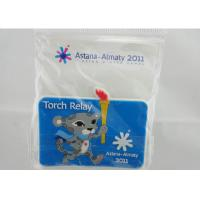 Buy cheap Torch Relay Magnetic Fridge Magnets, Soft Pvc Customised Fridge Magnets, 2D from wholesalers