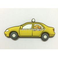Buy cheap Car shape motorbike shape pvc fridge magnets for shipping company automobile company from wholesalers