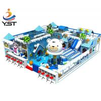Buy cheap Comfortable Soft Play Gym Equipment CAD Instruction Low Density Polyethylene from wholesalers