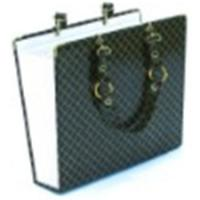 Buy cheap Clear file folder,paper expanding file,PU cover expanding carry file bag from wholesalers
