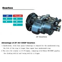 Buy cheap HOWO spare parts 2159003019 zf gearbox from wholesalers