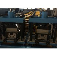 Buy cheap Gavalnized Half Round And K Gutter Channel Roll Forming Machine from wholesalers
