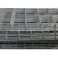 Buy cheap High Tensile Steel Reinforcing Welded Mesh , Reinforcing Mesh For Concrete from wholesalers