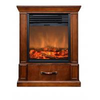 Wholesale 13 insert electric fireplace heater log LED flame GM2000-13 with MDF frame from china suppliers