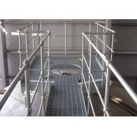 Buy cheap Galvanised Steel Handrail Mild Steel For Municipal Guardrail Decoration from wholesalers