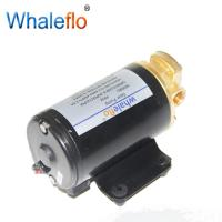 Buy cheap Whaleflo  Small 12V 24V DC  3.7GPM Electric Diesel Fuel Transfer Gear Oil Pump For Heavy Machinery from wholesalers