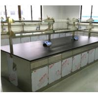 Buy cheap Commercial Stainless Steel Lab Furniture / Workbench With Drawers Clean Workshop Use from wholesalers