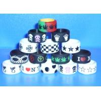 Buy cheap Silicon Finger Ring, Silicone Thumb Rings With Personalized Debossed / Embossed Logo from wholesalers