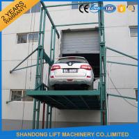 Buy cheap 3000kgs 4 post Car Hydraulic Elevator Lift Widely for Warehouses / Factories / Garage from wholesalers