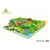 Wholesale Colorful Climb / Jump Kids Indoor Playground Anti Skid 15.86 * 7.32  * 8M from china suppliers