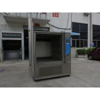 AC220V Environmental Test Equipment , High Low Temperature Cycle Test Chamber With Cooling System Manufactures