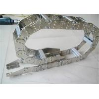 Buy cheap High Strength Stainless Steel 304 Cable Drag Chain Hose Carrier Cable Energy Chain from wholesalers