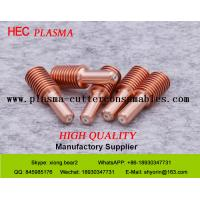 Buy cheap PMX65 /  PMX85 Plasma consumables torch carbon steel from wholesalers
