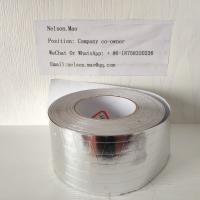Buy cheap Fiberglass Cloth Aluminum Foil Tape Used In Electronic Industry No Printing from wholesalers