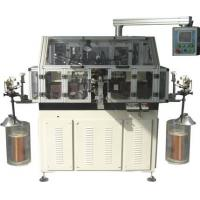 Buy cheap Two flyer fully automatic winder lap winding machine for wiper mixer motor WIND-STR from wholesalers