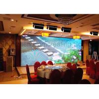 Buy cheap OEM HD P3 Full Color Indoor Advertising Screen LED Video Wall High Resolution LED Display Board 2 years Warranty from wholesalers