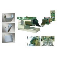 Buy cheap Cable Tray Machine with Hole punching system from wholesalers