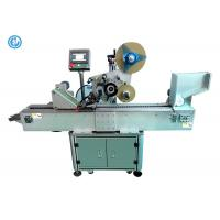 Buy cheap Small Tube Labeling Machine Apply For Non Free Standing Round Bottle from wholesalers