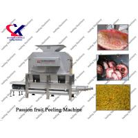 Buy cheap Large Scale Production Passion fruit Juice Extraction Machine from wholesalers