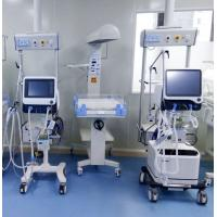 Buy cheap Medical Emergency Mechanical Ventilator machine / ICU Portable Ventilator from wholesalers