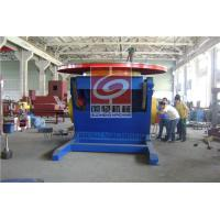 Automatic 7.5KW Tilting Welding Rotary Welding Positioners Heavy Duty 20 Ton Manufactures