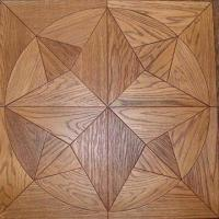 Buy cheap Art Parquet Wood Flooring with Oil and Lacquer Finish and 10±2% Moisture Content from wholesalers