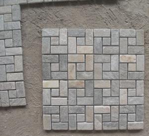 China Oyster Mosaic Wall Tiles Natural Stone Mosaic Pattern Oyster Mosaic Floor Tiles on sale