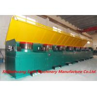 Buy cheap Hebei high speed steel wire welding wire block dry type wire drawing machine from wholesalers