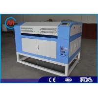 Buy cheap Wood Craft Small CNC Laser Engraving Cutting Machine With Stepper Driver from wholesalers